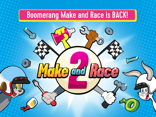 Boomerang Make and Race 2 - Cartoon Racing Game  screenshots 9