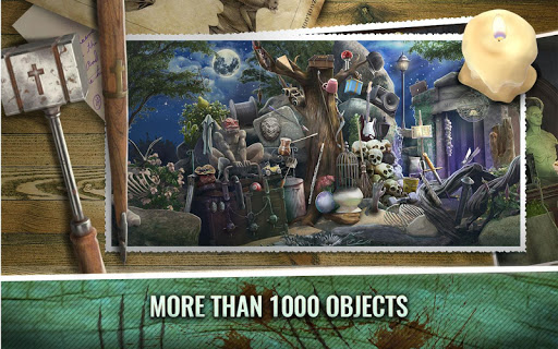 Vampire Hidden Object Games u2013 Sacred Relic Hunt screenshots 3