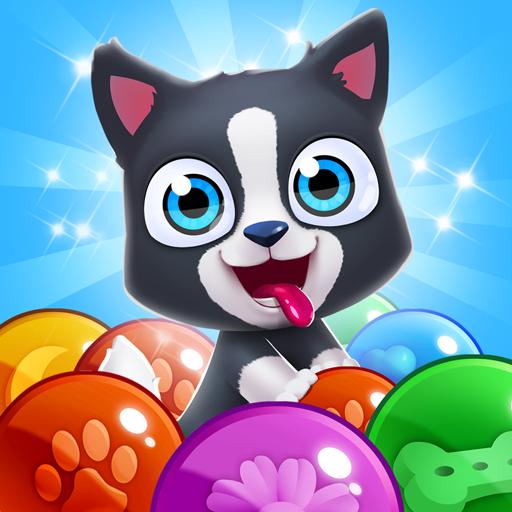 Baixar Pet Paradise: Bubble Pop Match para Android