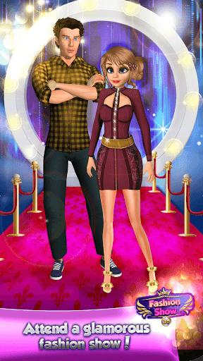 3D Fashion Superstar Dress Up screenshots 3