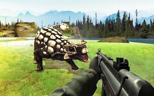 Dinosaur Hunter Sniper Jungle Animal Shooting Game 2.7 screenshots 2