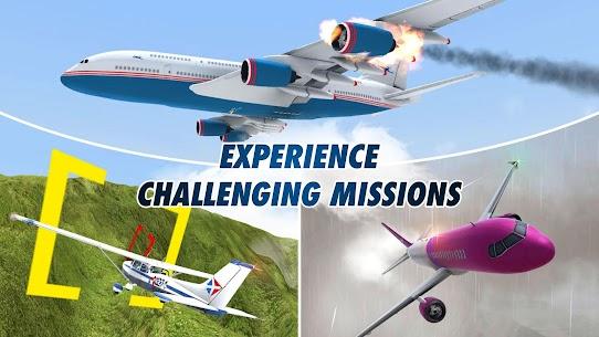 Download Take Off The Flight Simulator (MOD, Money/Fuel/Fast Level Up) 2