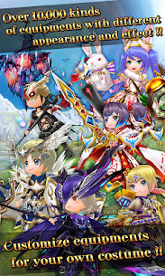 RPG Elemental Knights R For Pc – Free Download In Windows 7/8/10 And Mac Os 2