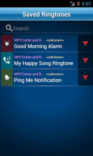 MP3 Cutter and Ringtone Makeru266b 2.5 Screenshots 6
