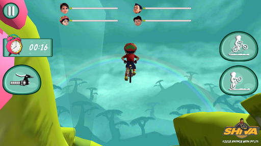 Shiva Bicycle Racing  Screenshots 19