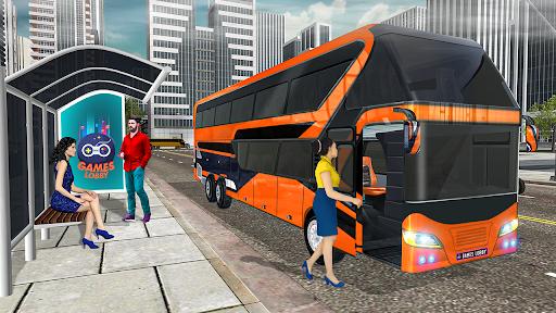 Public Bus Simulator: New Bus Driving games 2021 1.24 screenshots 1