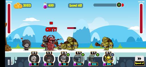 Defence of Heroes  screenshots 14