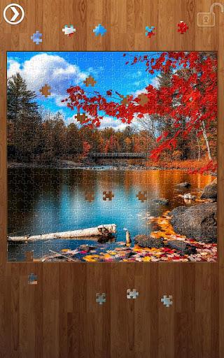 Nature Jigsaw Puzzles screenshots 1