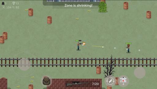 Desert Pixel Online screenshots 5
