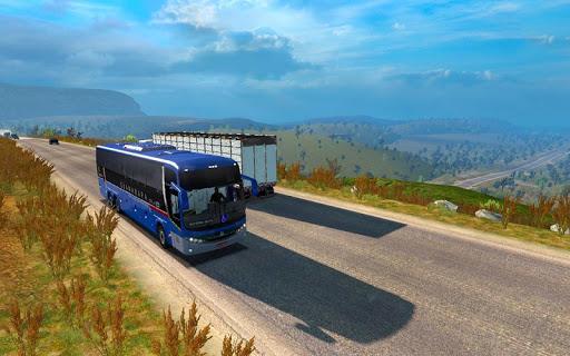 Road Driver: Free Driving Bus Games - Top Bus Game 1.0 screenshots 2