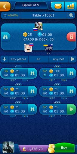 sevens livegames: free online card game screenshot 3