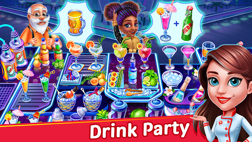 Cooking Party : Made in India Star Cooking Games 1.7.6 screenshots 2