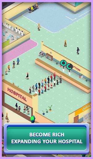 idle real hospital tycoon - hospital builder game screenshot 3