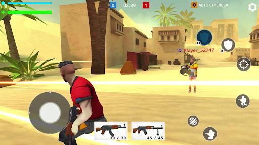 Strike Shooter: War Battle Gun Fps Shooting Games screenshots 5