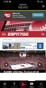 Free ESPN 700 Radio 4