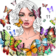 Color by Number - New Coloring Book Free