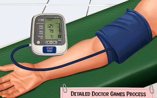 Doctor Surgery Games- Emergency Hospital New Games  screenshots 18