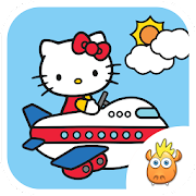 Hello Kitty Discovering The World MOD APK 2.1 (Unlimited Air Tickets)