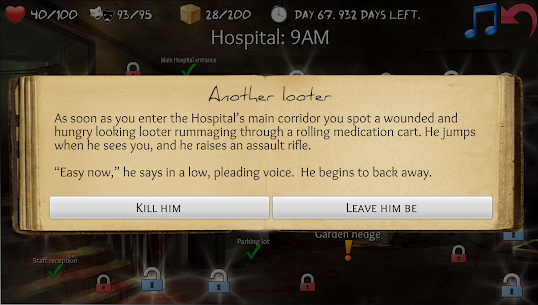 Overlive LITE: A Zombie Survival Story and RPG 70.0 Android Mod + APK + Data 2