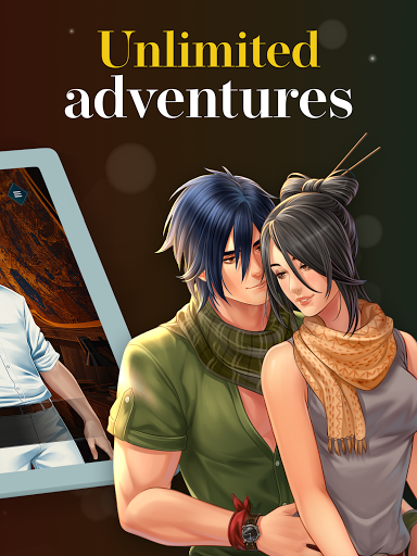 Is it Love? Stories - Interactive Love Story apkpoly screenshots 21