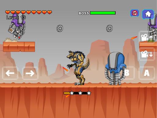 Robot Werewolf Toy Robot War 2.5 screenshots 10
