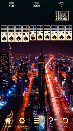 Royal Solitaire Free: Solitaire Games 2.7 screenshots 8
