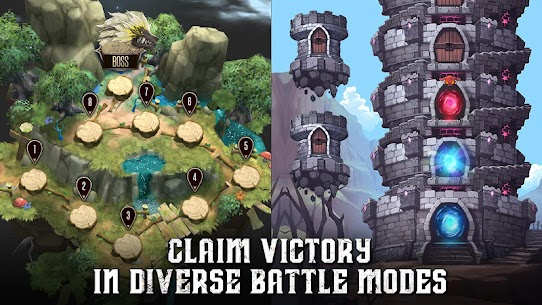 Chain Strike MOD (God Mode) 5
