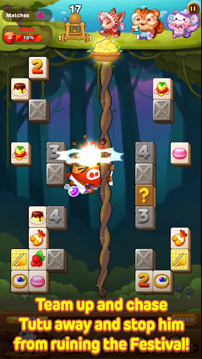 LINE Puzzle TanTan modavailable screenshots 5