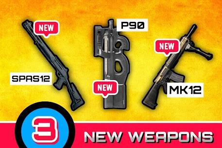 PUB Gun Sounds: Battleground Guns – BATTLE ROYALE 3