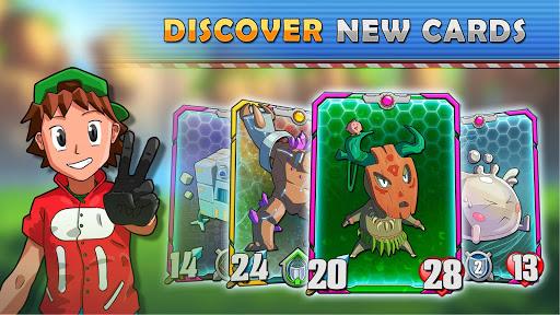 Monster Battles: TCG - Card Duel Game. Free CCG 2.3.7 Screenshots 5