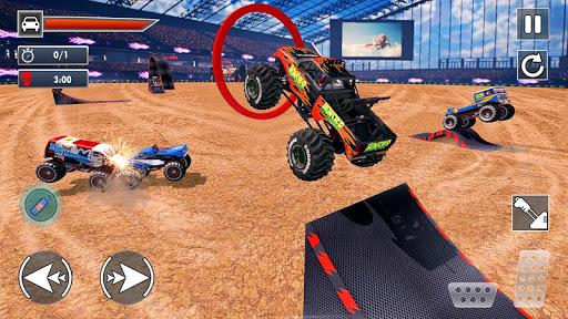 Extreme Monster Truck Crash Derby Stunts 2.3 screenshots 9