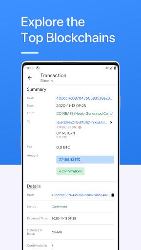 bitcoin wallet explorer