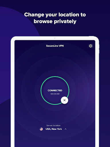 VPN SecureLine by Avast - Security & Privacy Proxy android2mod screenshots 16