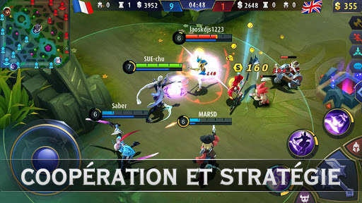 Code Triche Mobile Legends: Bang Bang (Astuce) APK MOD screenshots 3