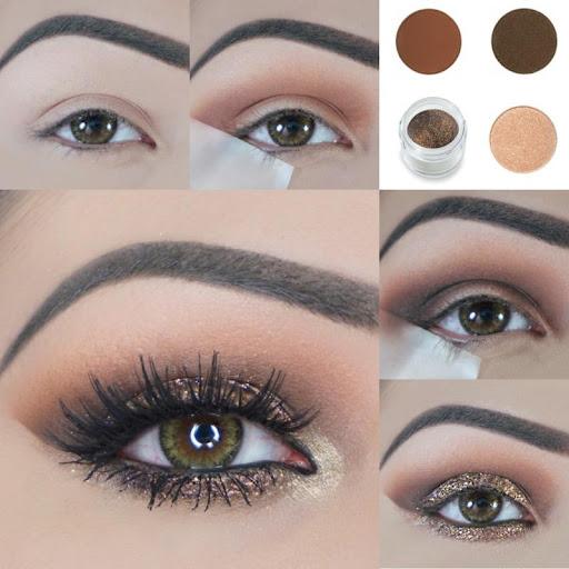 Makeup Tutorial Step by Step 2018  Screenshots 1