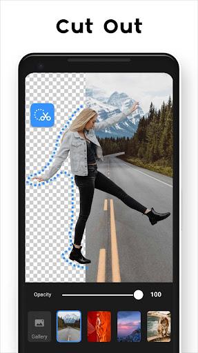 Photo Editor Pro screenshots 3