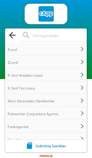 cApp 6.1.11 Screenshots 2
