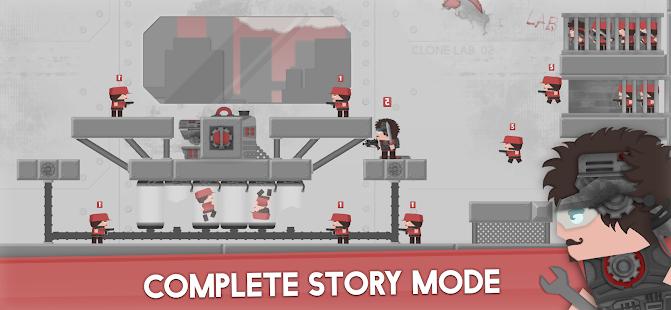 Clone Armies: Tactical Army Game 7.8.8 Screenshots 6