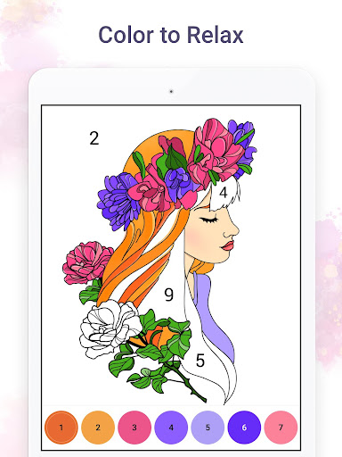 Chamy - Color by Number 3.1 Screenshots 7