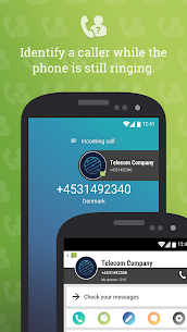SMS from Android 4.4 with Caller ID 4