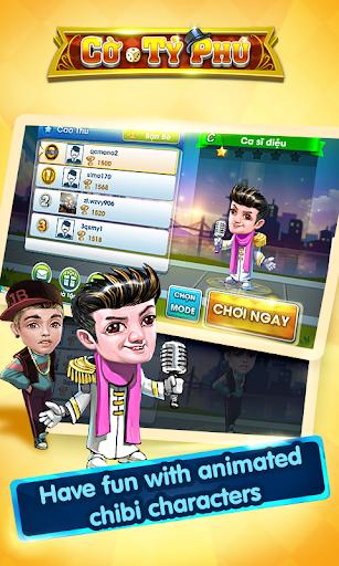 Cu1edd Tu1ef7 Phu00fa - Co Ty Phu ZingPlay - Board Game 3.4.6 Screenshots 4