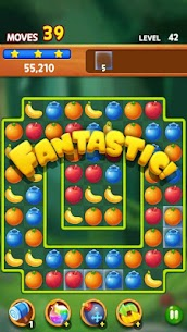 Fruit Magic Master MOD APK (UNLIMITED MOVES) Download 9