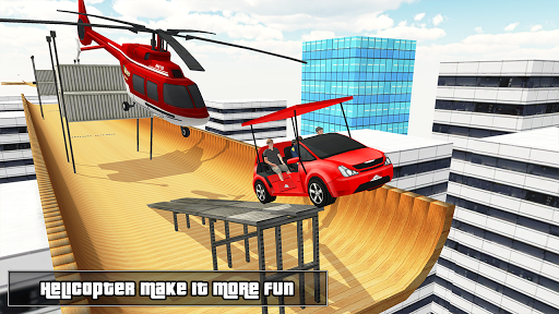 Biggest Mega Ramp With Friends - Car Games 3D 1.13 screenshots 9