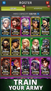 Puzzle Combat: Match-3 RPG 4