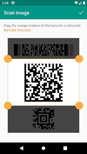 QR & Barcode Reader android2mod screenshots 4