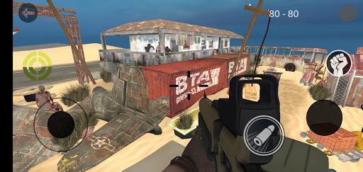 Monster hunter. Shooting game is a free game. Apkfinish screenshots 5