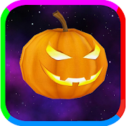 Halloween games: Candy and Pumpkin Hunter in town