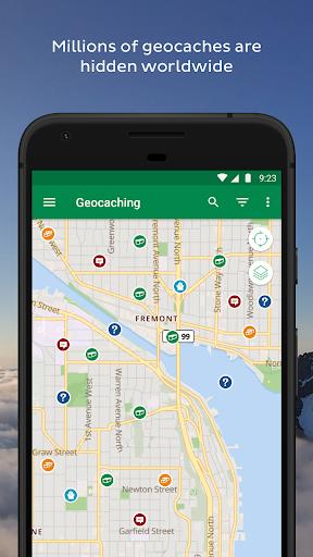 Geocaching®  screenshots 2