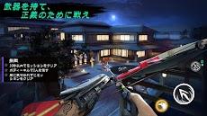 ニンジャクリード:弓の3Dスナイパーアクションゲームのおすすめ画像1