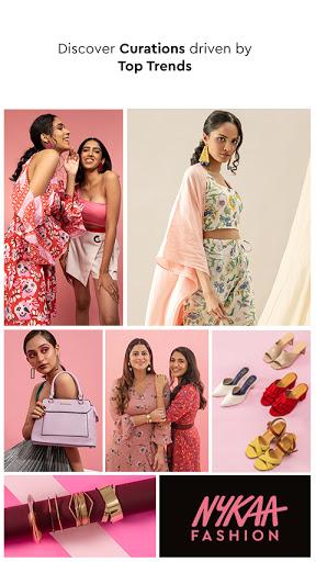 Nykaa Fashion – Online Shopping App
